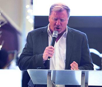 Evangelist Robby Mitchell